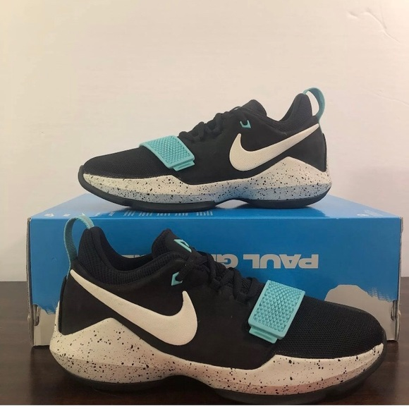free shipping 32570 49139 Nike PG 1 GS Youth Basketball Shoes NWT